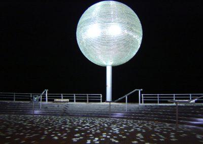 Mirror Ball – Blackpool Illuminations